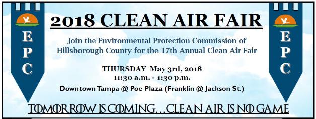 Clean Air Fair 2018