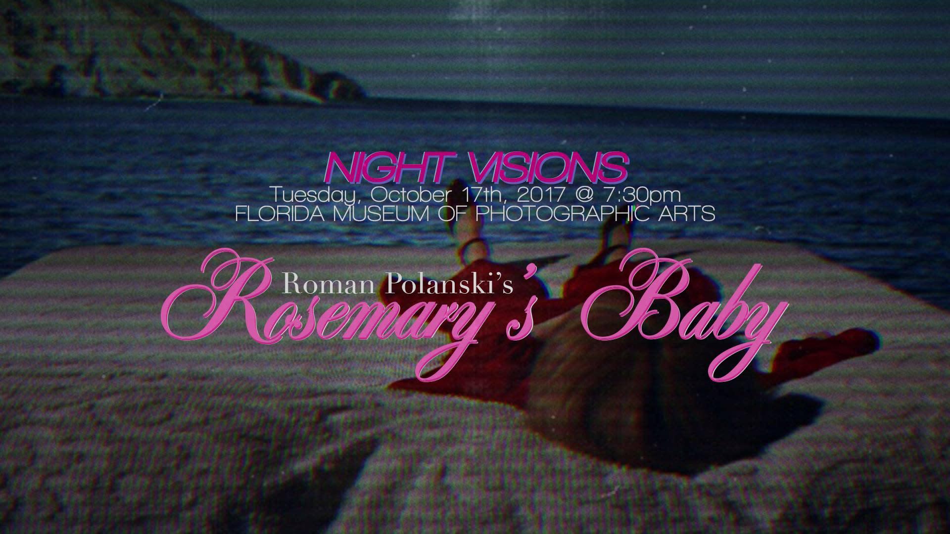 Night Visions: Rosemary's Baby