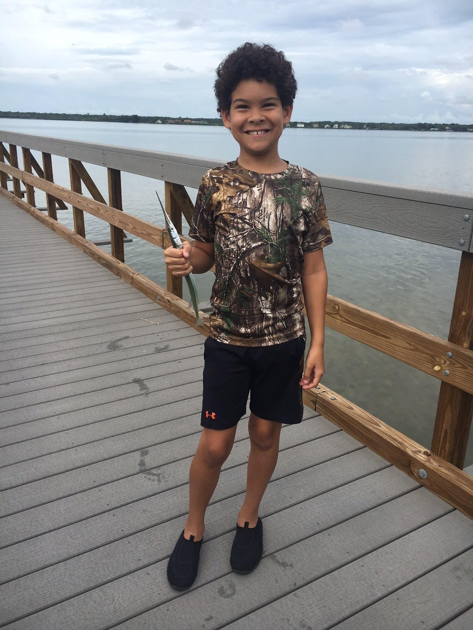 Bob Seymour Jr. Memorial Kids Fishing Derby