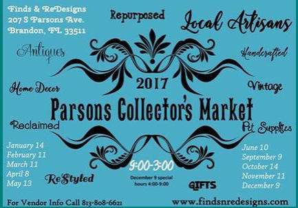 Parsons Collector's Market