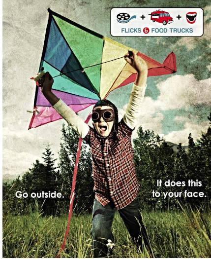 Flicks & Food Trucks