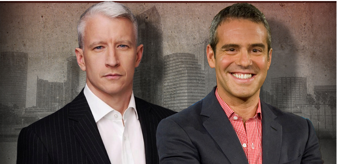 AC2 An Intimate Evening With Anderson Cooper & Andy Cohen:  Deep Talks & Shallow Tales