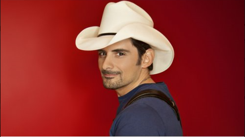Brad Paisley  in Plant City