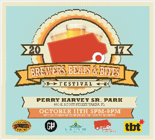 B3 Brewers Beats and Bites Festival