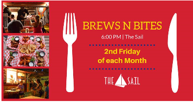 Brews N Bites at The Sail