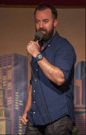 Comedian Dan Cummins