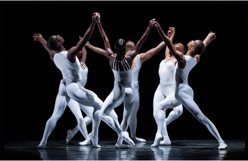 Dance Theatre of Harlem Power on Pointe