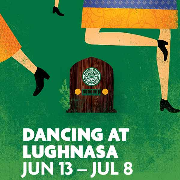 Preview Performance of Dancing at Lunaghsa - Shimberg Playhouse