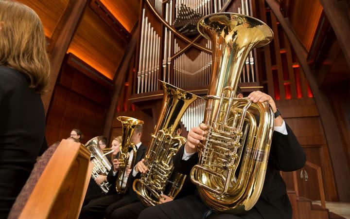 Concert Artist Series - The Philadelphia Brass