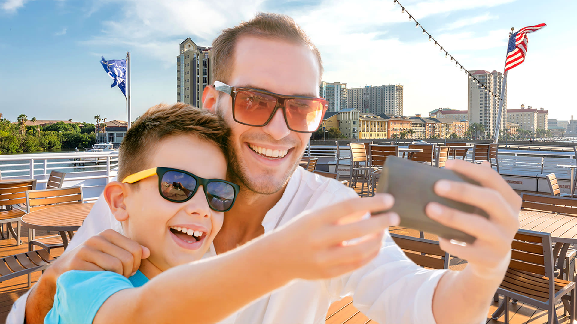Father's Day Brunch & Dinner Cruises