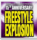 15th Anniversary Freestyle Explosion Concert