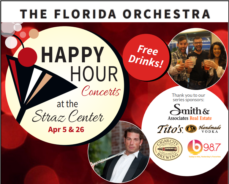 The Florida Orchestra Happy Hour Concert