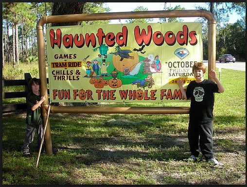 25th Annual Haunted Woods