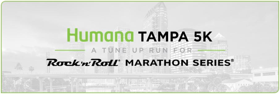2017 Humana 5K Tampa