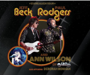 Jeff Beck & Paul Rodgers with Ann Wilson of Heart: Stars Align Tour
