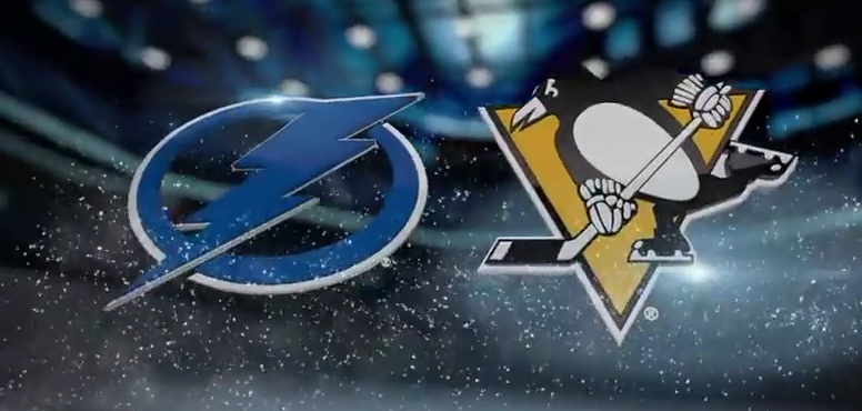Tampa Bay Lightning vs Pittsburg Penguins