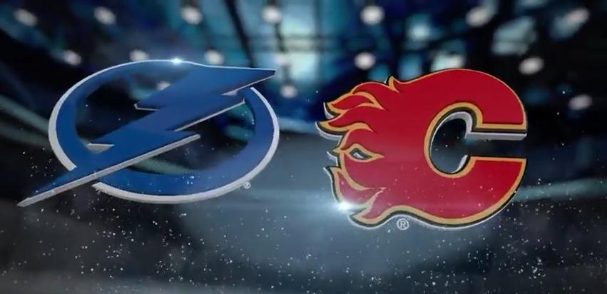 Tampa Bay Lightning vs Calgary Flames