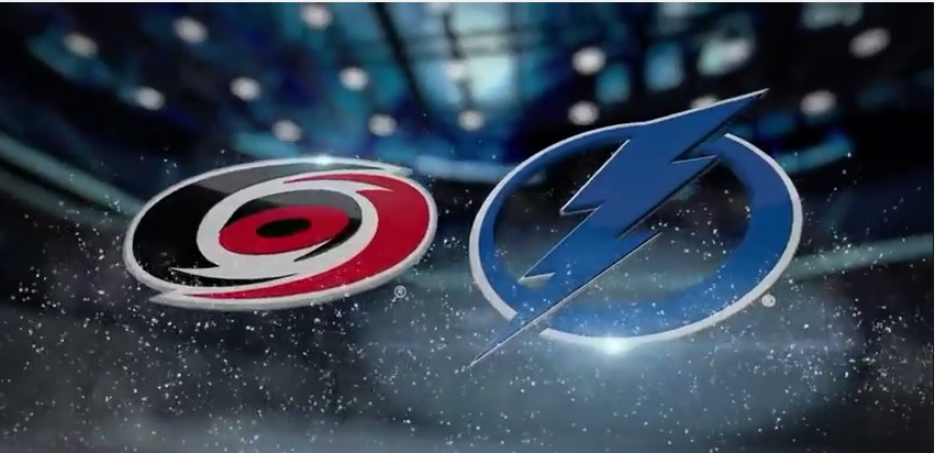 Tampa Bay Lightning vs Carolina Hurricanes