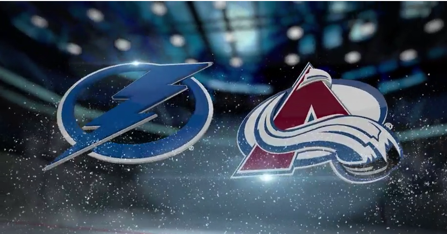 Tampa Bay Lightning vs Colorado Avalanche