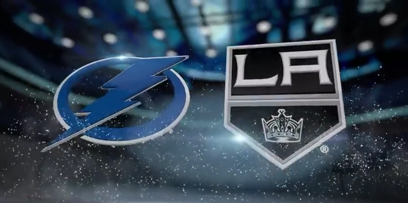Tampa Bay Lightning vs Los Angeles Kings