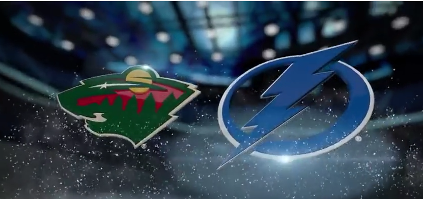 Tampa Bay Lightning vs Minnesota Wild