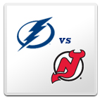 Tampa Bay Lightning vs New Jersey Devils