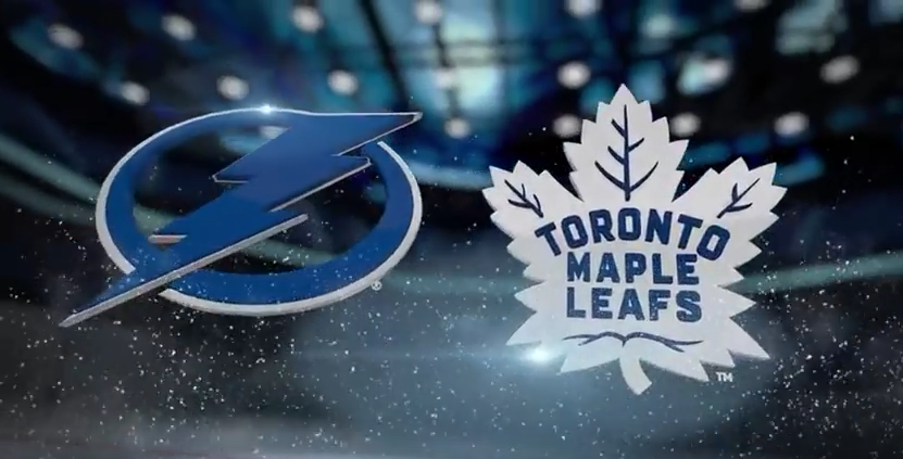 Tampa Bay Lightning vs Toronto Maple Leafs
