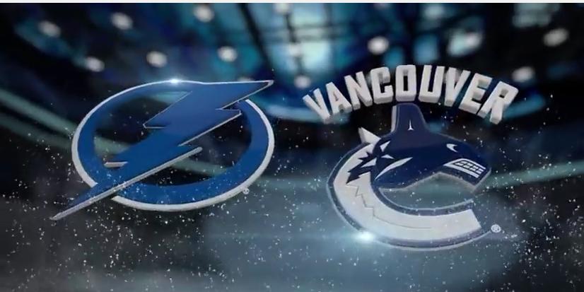 Tampa Bay Lightning vs. Vancouver Canucks