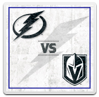 Tampa Bay Lightning vs Vegas Golden Knights
