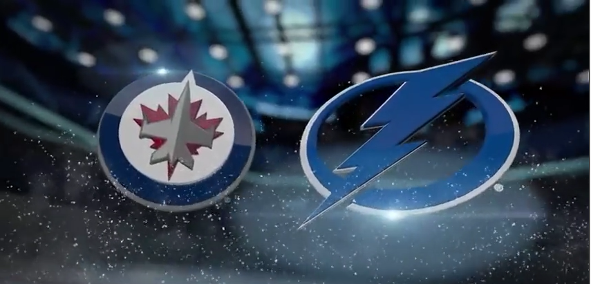 Tampa Bay Lightning vs Winnipeg Jets