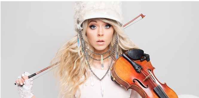 Lindsey Stirling Warmer in the Winter Tour