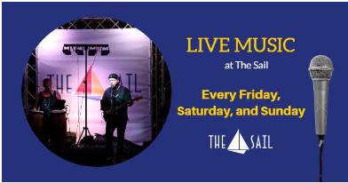 Live Music at The Sail