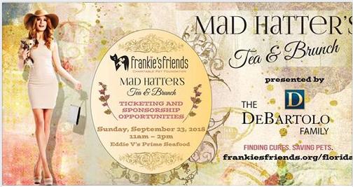Mad Hatter's Tea and Brunch