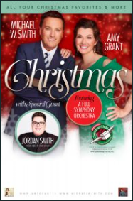 Michael W. Smith & Amy Grant's Christmas Tour