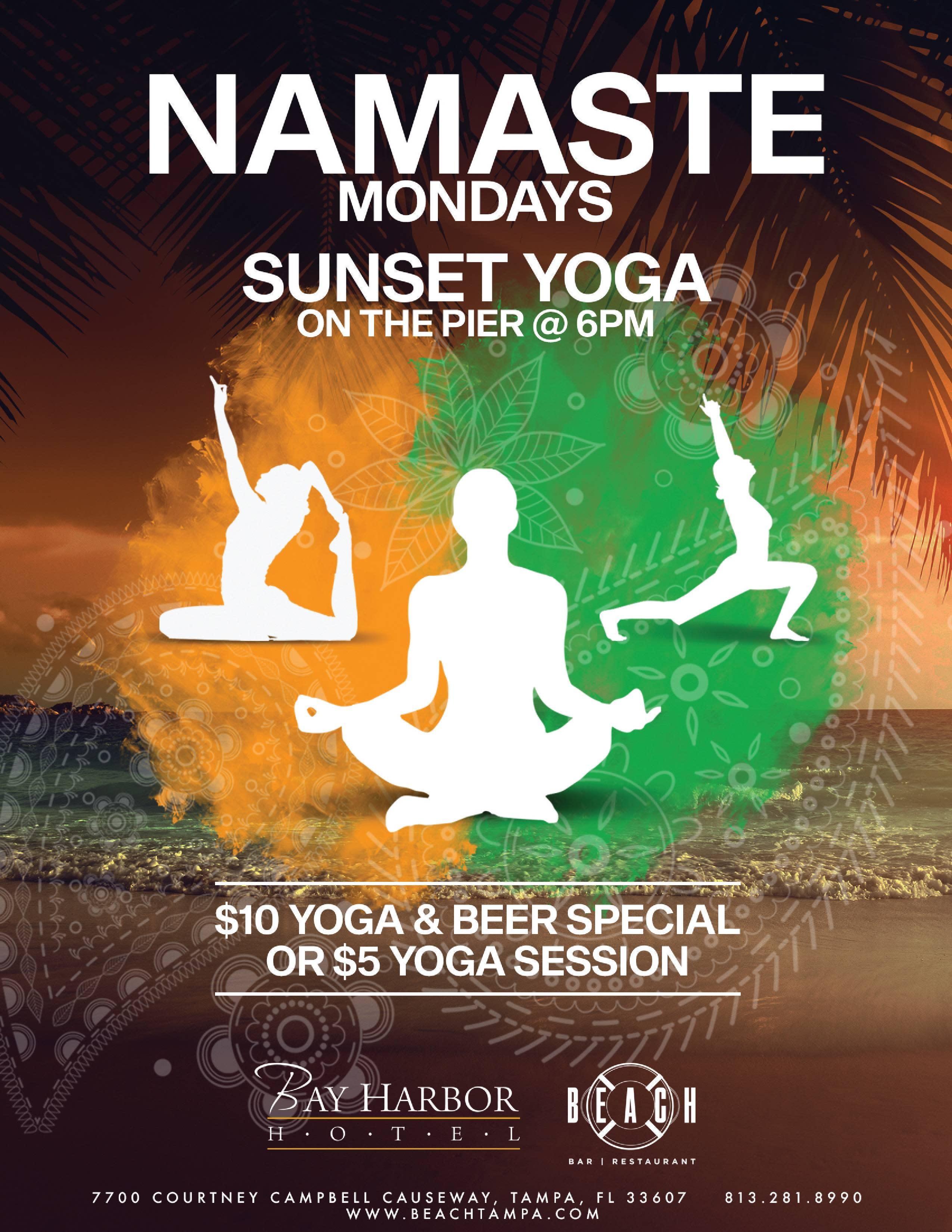 Namaste Mondays
