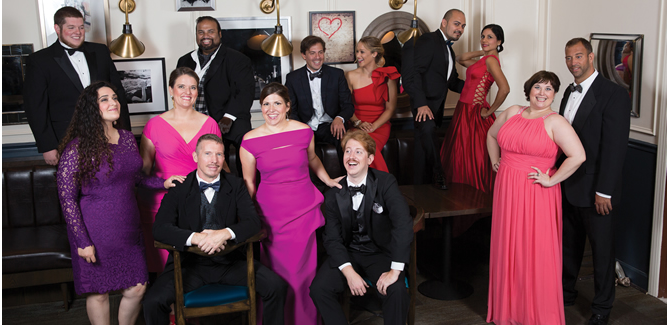 Opera Tampa Singers – A December to Remember: A Holiday Extravaganza