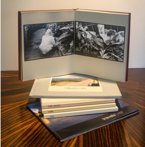 Applying the Language of Photography to Bookmaking