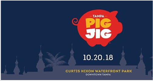 8th Annual Tampa Pig Jig on the River
