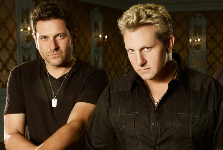 Rascal Flatts: Back to the US Tour 2018