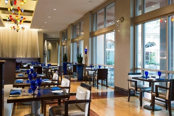 Stay For Breakfast at Renaissance Tampa International Plaza Hotel