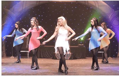Rhythm in the Night, the Irish Dance Spectacular at Busch Gardens
