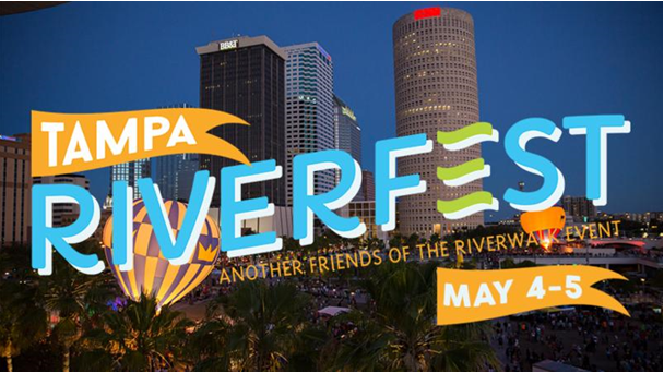 The 4th Annual Tampa Riverfest