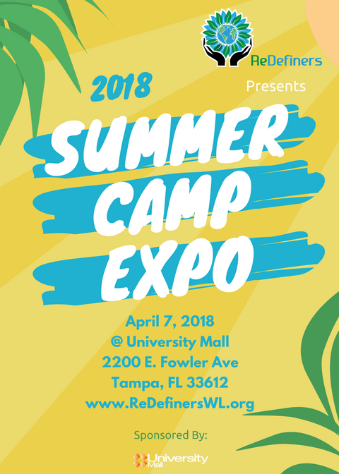2018 Summer Camp Expo