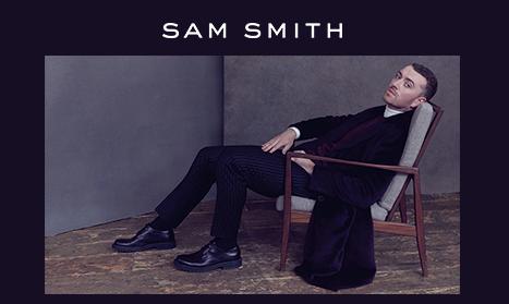 Sam Smith at Amalie Arena