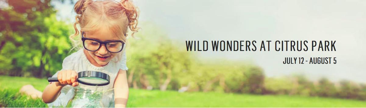 "WESTFIELD CITRUS PARK INTRODUCES ""WILD WONDERS"" EXHIBIT"
