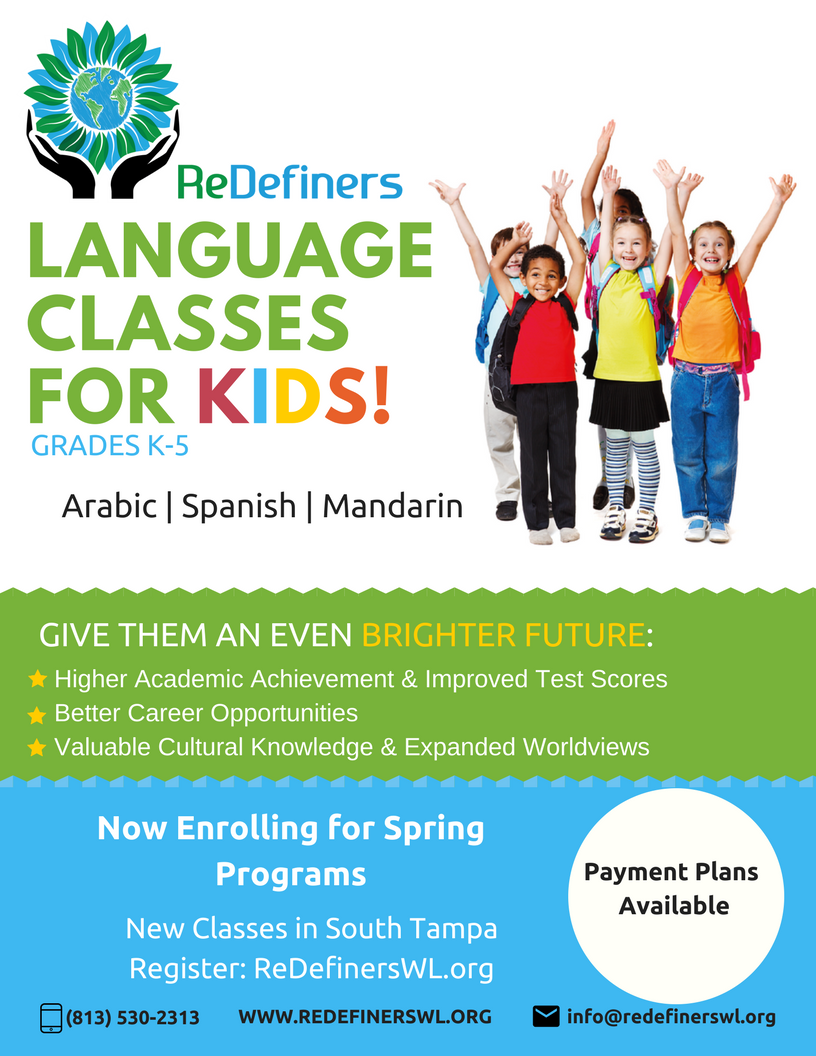 Offering Languages In South Tampa