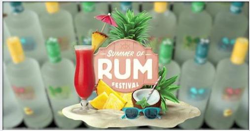 2018 Summer of Rum Festival featuring Sugar Ray