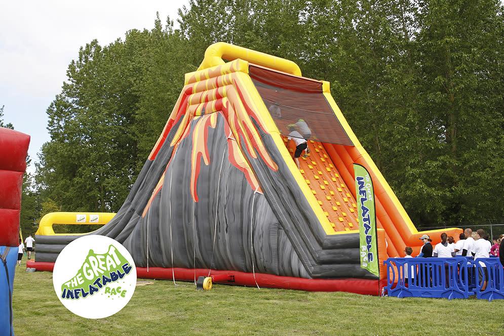 The Great Inflatable Race/Bounciest Fun Run On Earth!