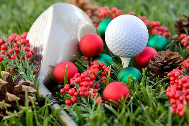 Christmas in July at TopGolf Benefiting the Ronald McDonald House Charities of Tampa Bay