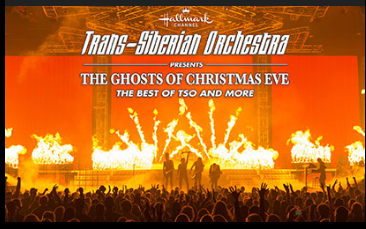 Trans-Siberian Orchestra Winter Tour